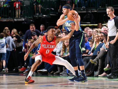 2019-20 Game 23: Pelicans at Mavericks Postgame Quotes 12-7-19