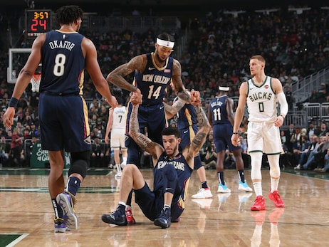 2019-20 Game 25: Pelicans at Bucks Postgame Quotes 12-11-19