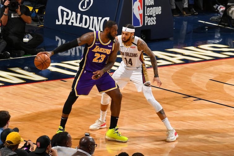 2019 20 Game 60 Pelicans Vs Lakers Postgame Quotes 3 1 20 New Orleans Pelicans