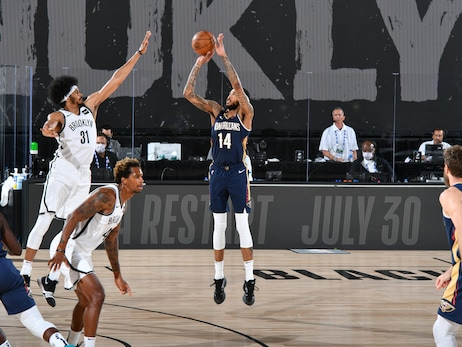 2019-20 NBA Restart Scrimmage: Pelicans at Nets Postgame Quotes 7-22-20