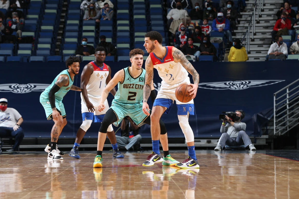Pelicans suffer 3rd-straight home loss, falling 118-110 to Hornets