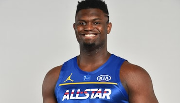 All-Star Pregame: Zion Williamson