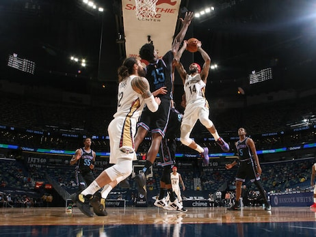 Pelicans vs. Kings | COX Game Action Photos 4-12-21