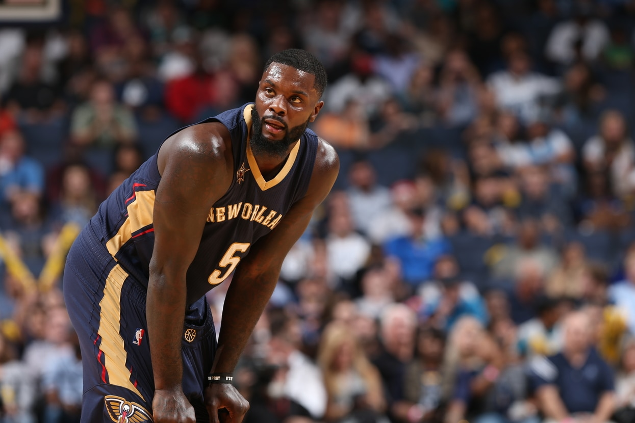 Pelicans Waive Lance Stephenson | New Orleans Pelicans