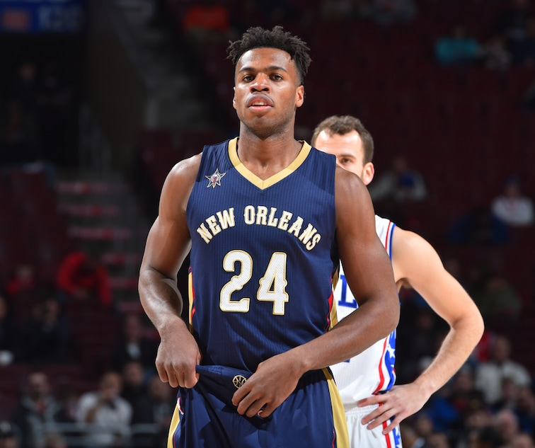 sports shoes bc759 6b700 Buddy Hield to Participate in BBVA Rising Stars Challenge ...