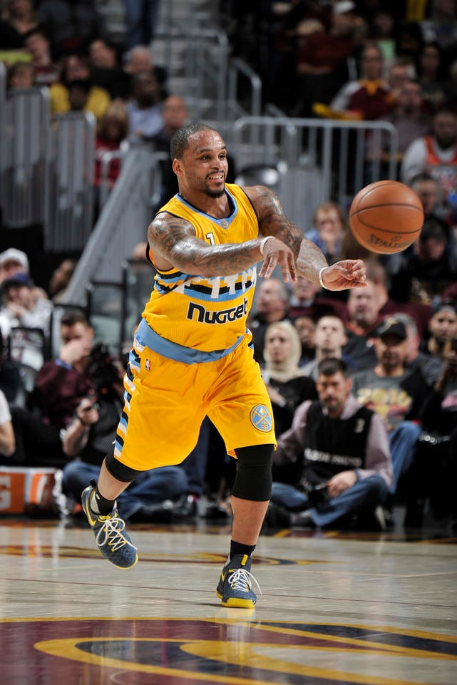 Meet the Team - Jameer Nelson