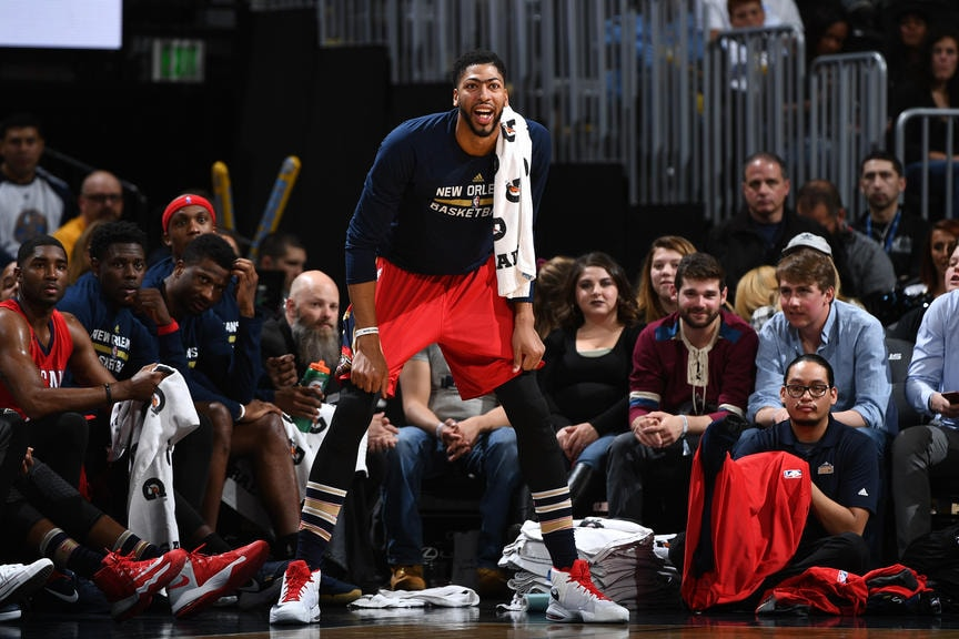 Pelicans-Nuggets Postgame Quotes 3-26-17