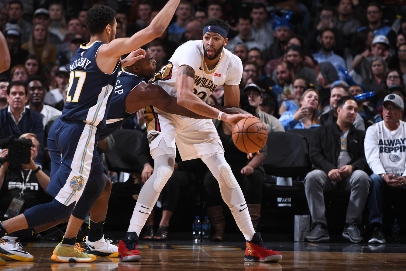 Anthony Davis Medical Update | New Orleans Pelicans