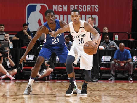 Summer League 2018: Consolation Round vs. Knicks
