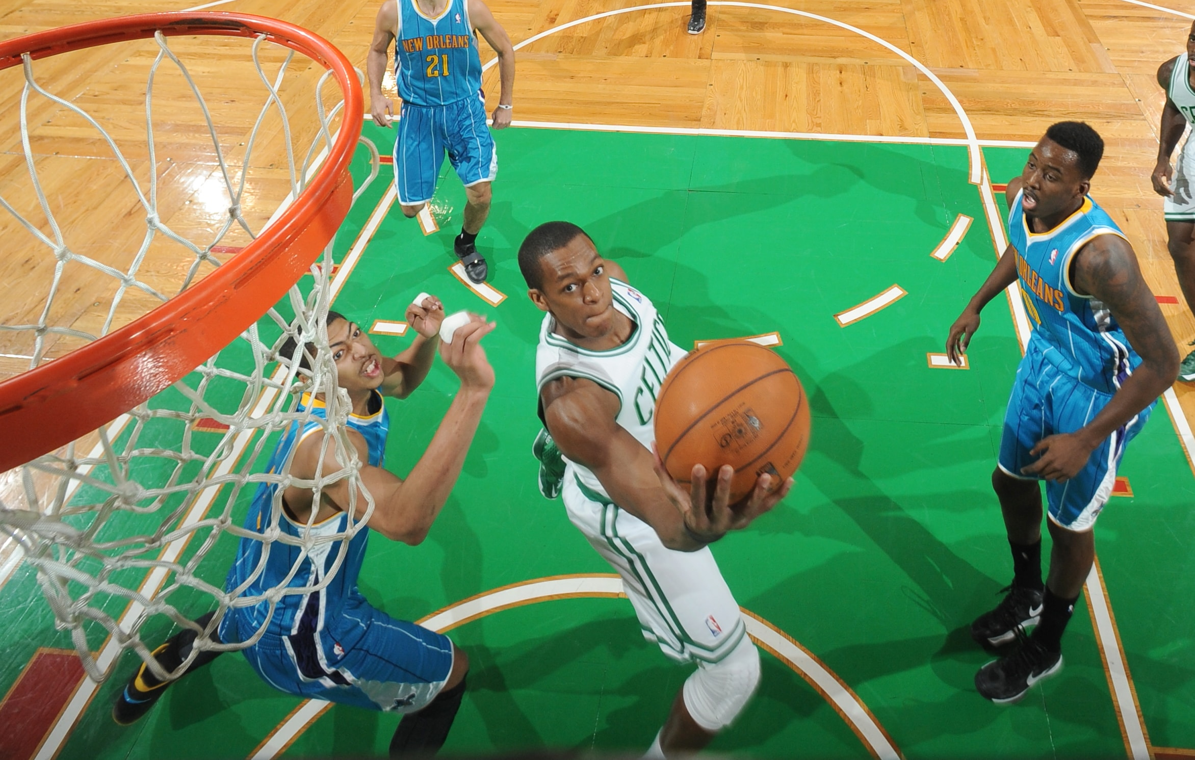 Meet the Team - Rajon Rondo
