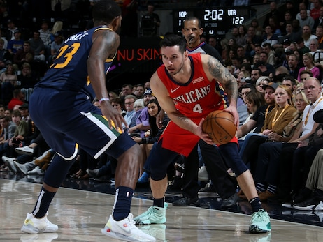 JJ Redick keeping playoff goal in perspective as Pelicans prepare for Orlando