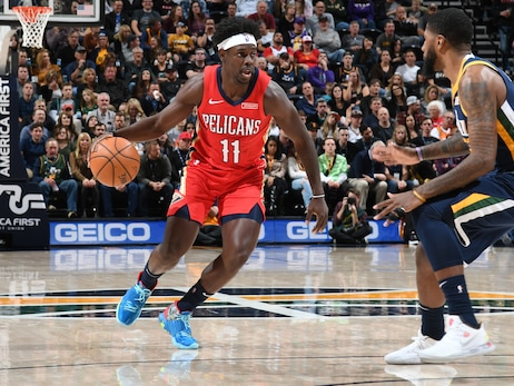New Orleans Pelicans guard Jrue Holiday to dedicate up to $5.3 million in game checks to start social justice fund