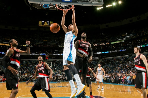 Game 53 Hornets Vs. Trail Blazers | New Orleans Pelicans