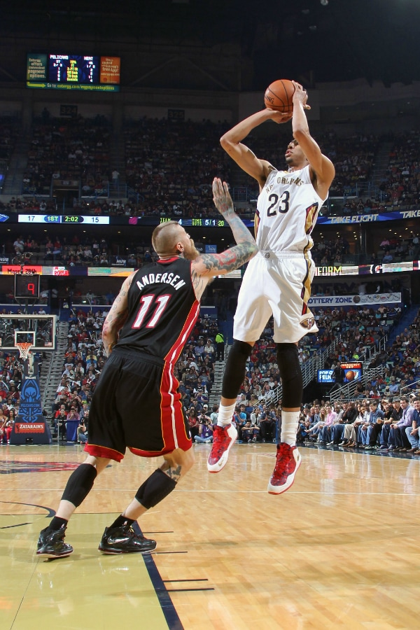 Season in Review 2014-15: Anthony Davis   New Orleans Pelicans