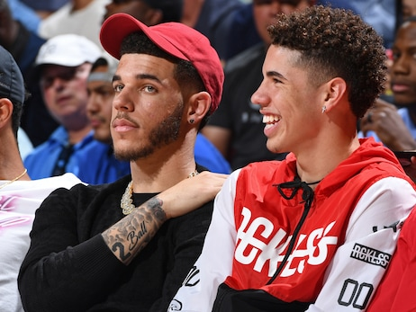 NBA virtual draft combine: LaMelo Ball downplays future matchups vs. brother