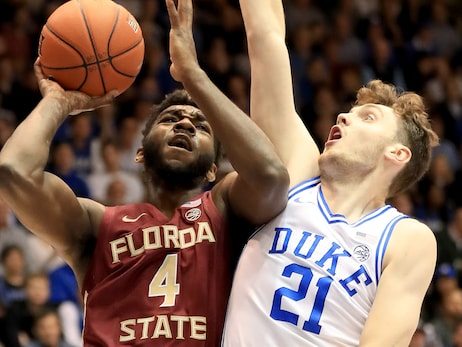 Pair of Seminoles popular in mock-draft projections for Pelicans