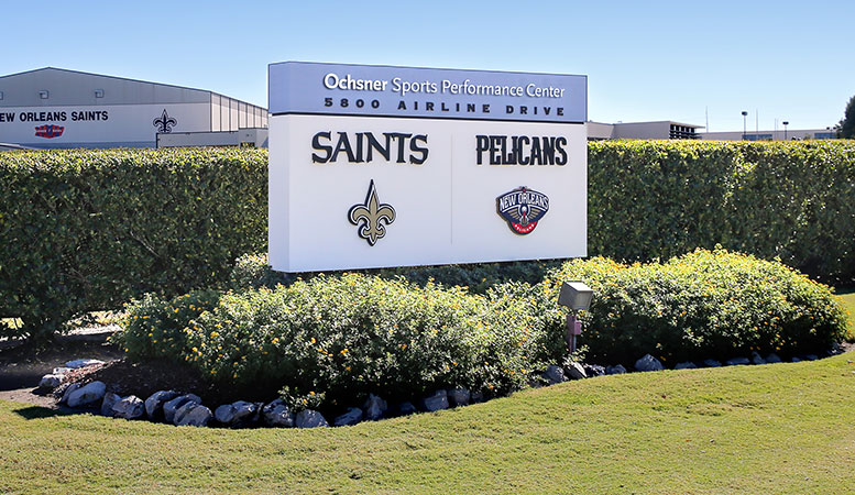 Pelicans And Saints Announce New Name For Training