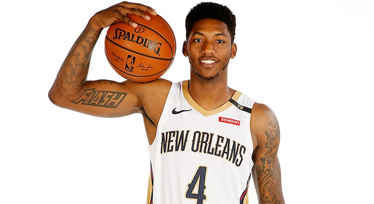 online retailer f0f43 e96d5 Off the Court: Pelicans guard Elfrid Payton | New Orleans ...