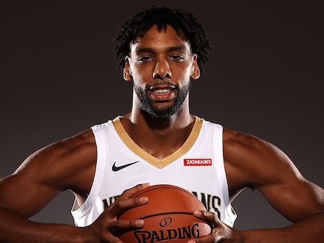 2019-20 Off the Court: Pelicans center Jahlil Okafor
