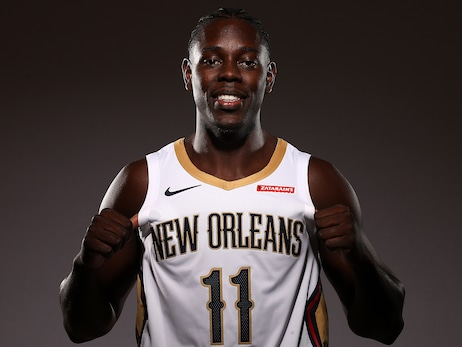 Off the Court: Pelicans guard Jrue Holiday