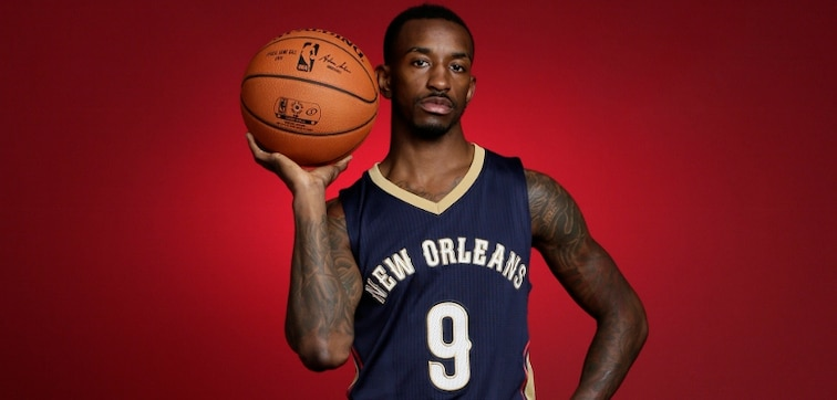 Off The Court Pelicans Guard Russ Smith New Orleans Pelicans