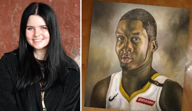 Artist Spotlight: Outside the Paint with Cheick Diallo | New