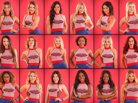 Introducing the 2019-20 Pelicans Dance Team