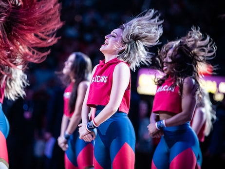 Pelicans vs. Clippers Entertainment Photos | 2019 Game 11