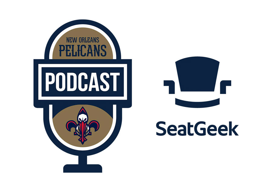 Travis Steele on the New Orleans Pelicans podcast presented by SeatGeek - April 14 2021