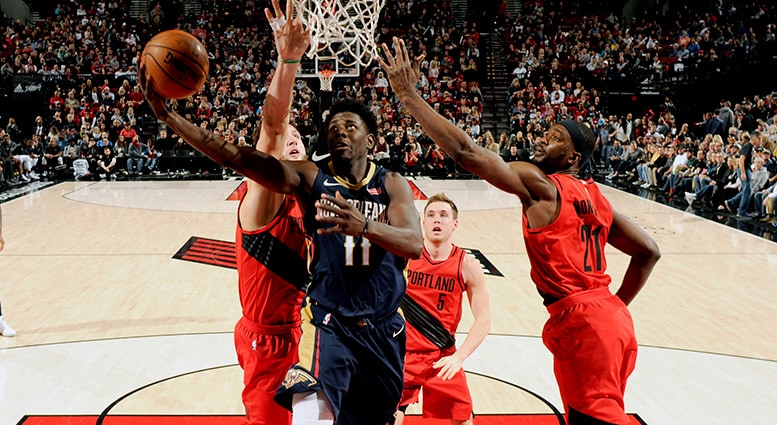 Pelicans-Blazers Looks Like Evenly-matched First-round Series | New Orleans Pelicans