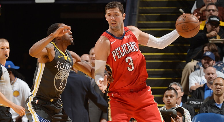 2018 Pelicans Playoff Profile Nikola Mirotic New