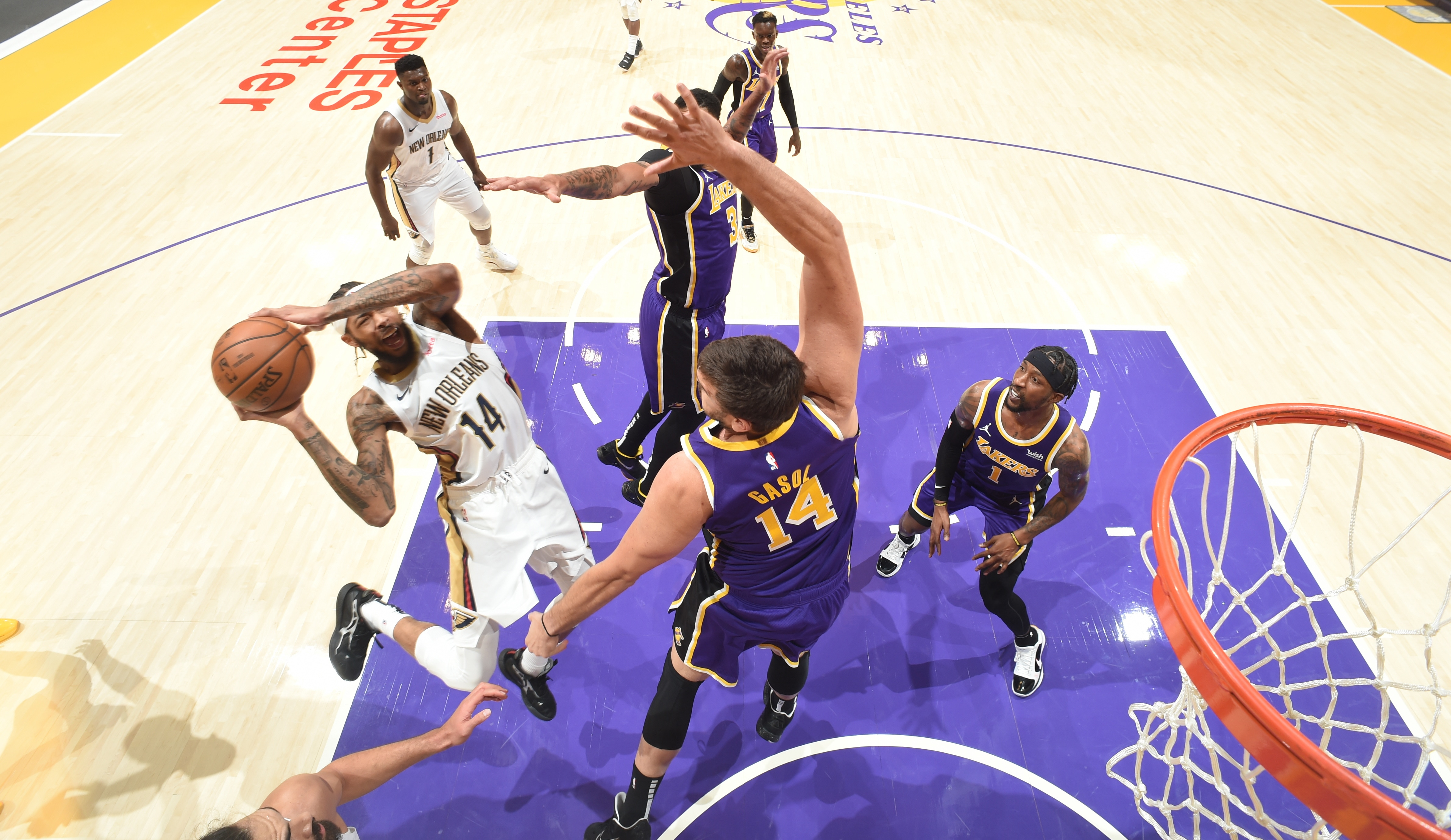 Pelicans vs Lakers Picks, Spread and Prediction