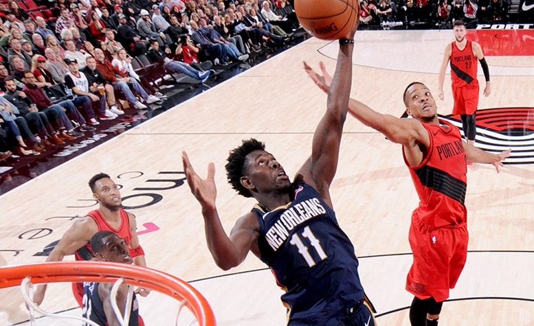 Defensive Rebounding Limiting Turnovers Among Keys For Pelicans Vs. Trail Blazers | New Orleans ...