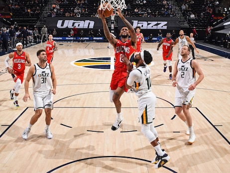 Pelicans shootaround update presented by Entergy: Elite chemistry making Jazz tough to beat
