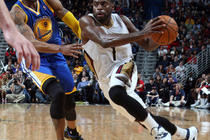 No.10 GOLDEN STATE WARRIORS AT NEW ORLEANS PELICANS  Sunday, Dec. 14