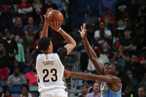 The New Orleans Pelicans lost in double overtime to the Denver Nuggets Sunday, March 15.