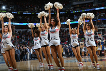 The Pelikids Jr. Dance Team entertained fans at the Pelicans-Nuggets game on Sunday, March 15.