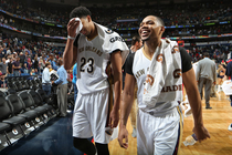 The New Orleans Pelicans defeated the Phoenix Suns 90-75 on Friday, April 10 at the Smoothie King Center.