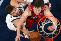 Omer Asik is accustomed to vying in the paint with the likes of Grizzlies center Marc Gasol