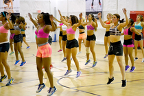 Pelicans Dance Team Auditions - Finalist Bootcamp