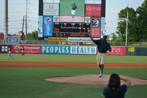 Pelicans Day at Zephyr Field 2014