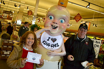 King Cake Baby Pop-Up Party 2016