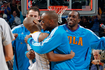 March 9, 2011- Hornets vs. Mavericks