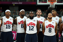 Hornets in the 2012 Summer Olympics - Game 1 - 4