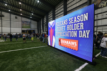 Pelicans Host Season Ticket Holder Event