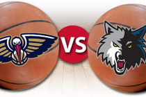 Pelicans vs. Timberwolves