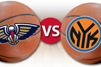 Pelicans vs. Knicks