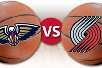 Pelicans vs. Trail Blazers