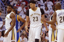 Ryan Anderson, Tyreke Evans, Anthony Davis and Quincy Pondexter are part of the Pelicans' young core