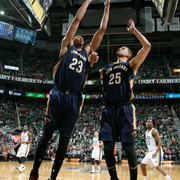 Pelicans defeat Jazz 106-94 on the road